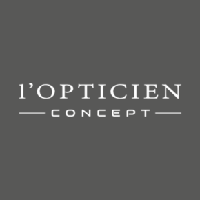 Logo Opticien concept