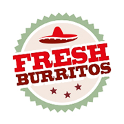 Logo de Fresh Burritos