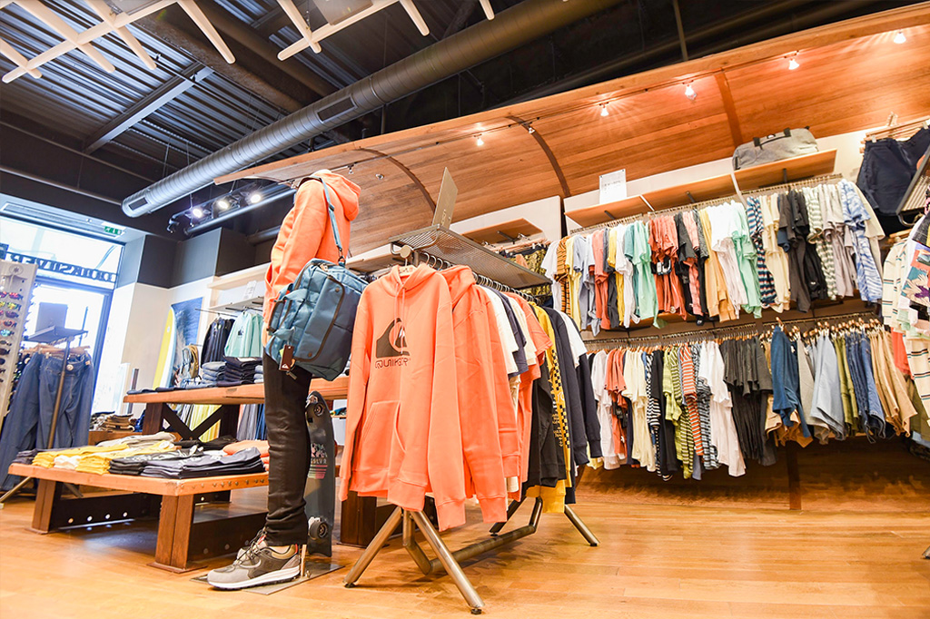 Rayons Quiksilver